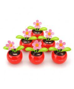 Flip Flap Flower Pots