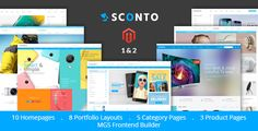 Sconto - Premium Magento 2 and 1 Theme  -  https://themekeeper.com/item/ecommerce/sconto-premium-magento-2-1-theme