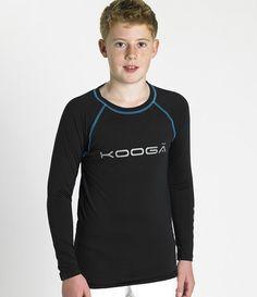 3906bcbc62d Kooga Kids Power Shirt (Base Layer) Create Custom Shirts, Rugby Shirts,  Suits