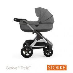 Stokke® Trailz™ PACK Black Melange