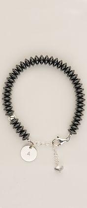 Hematite bracelet from Citrus Silver