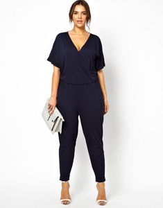 SEXY PLUS SIZE JUMPSUITS FOR SPRING