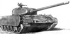 T-44-100 prototype medium tank, 1945