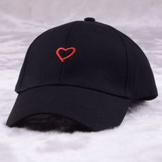 13d42460d6689 women s cap black pink white baseball cap cap with embroidery cap fashion  dad hat for women dad hat -in Baseball Caps from Women s Clothing    Accessories on ...