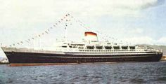 Italian Line Andrea Doria