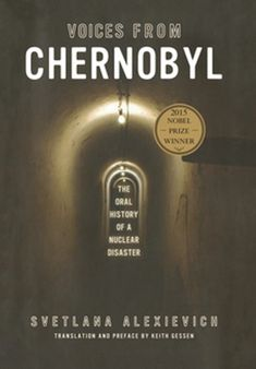 Booktopia has Voices from Chernobyl, Lannan Selection by Svetlana Alexievich. Buy a discounted Paperback of Voices from Chernobyl online from Australia's leading online bookstore. Graduate School, Date, New Books, Books To Read, The National, Nobel Prize In Literature, Nuclear Disasters, Story Of The World, Oral History