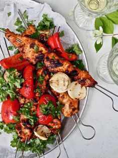 Cooking Recipes, Healthy Recipes, Paella, Chicken Wings, Barbecue, Food And Drink, Salad, Meat, Ethnic Recipes