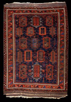 Culture Baluchi people Creation date mid 9th century Collection Textiles Materials wool Dimensions 64 x 92 in. | 162.6 x 233.7 cm.