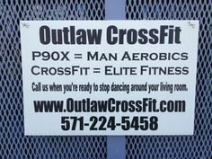 """Not to be a Xfit snob or anything (it's hard not to be!), but this is hilarious. All exercise is awesome, of course, but so many ppl tell me they do bootcamp or """"insanity,"""" which is """"just like CrossFit."""" Cute, but no. Not even...next."""