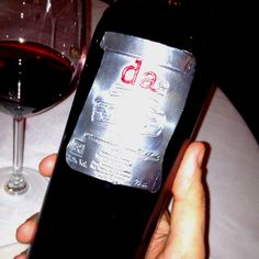 Da. Vino D.O. Rioja. 2008