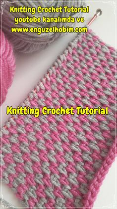 Filet Crochet Charts, Crochet Stitches Patterns, Tunisian Crochet, Baby Knitting Patterns, Crochet Tote, Crochet Slippers, Baby Blanket Crochet, Knit Crochet, Crochet Sweater Design