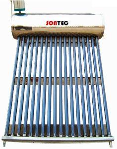 Panou solar inox Sontec 150L – Panouri solare-fotovoltaice