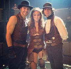 Ryan, Brianna, and Adam shooting Step Up 5: All In! I cannot wait for this summer!!!!