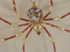 How to Select A Beaded Spider by Treasures by Tiziana - YouTube