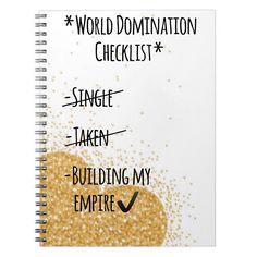 #Prioritize. Build your Empire. GIT 'ER DONE!   #RhonnaDesigns #YouCanDoIt #Believe #WorldDomination #Checklist #Monday #Motivation #MondayMotivation #PR #NRPRgroup