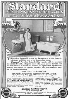 State of the Art Bathroom - 1905