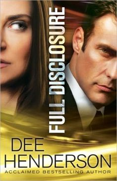 Full Disclosure by Dee Henderson. This book could be considered as the prequel to Unspoken and Undetected. The action and mystery in catching the criminal makes it super addicting.