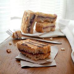Roti Bakar Bandung. Kind of Toast named after Bandung the capital city of West…