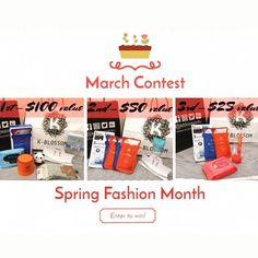 #RepostWe want to know how our customers are styling for Spring! How to Enter:  1.Post a picture of you with a spring clothing from Kblossom. 2.Tag us with hash tag on insta #kblossomlv Prize: 3 people will win $100/$50/$25 gifts per each. The contest will end Friday 3/31/17. Winners will be announced on 4/3/17. We can't wait to see your favorite looks:) #kblossomlv #springfashion #contest #springcontest #marchcontest #springstyle #springootd