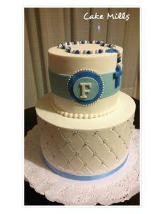 Communion Cake for boys.