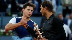 Roland Garros 2017: Nadal y Thiem, los tenistas con más victorias de la temporada | Marca.com http://www.marca.com/tenis/roland-garros/2017/06/08/59391fdb468aeb6b498b466f.html