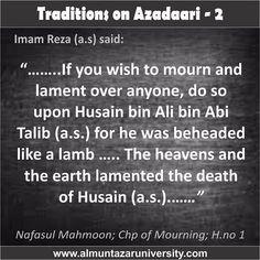 #Ahlebait #Muharram #WhyWeMourn #WhoIsHusain #NoDayLikeAshura #ImamHusain
