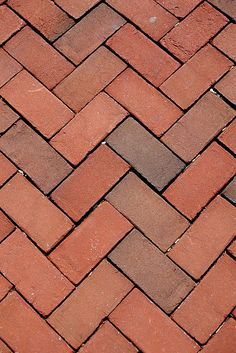 This image is a good representation of pattern. The array of the bricks layed out is predictable. If someone were to ask you to continue the pattern, you would be able to do so easily.