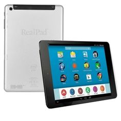 RealPad Atom 22520 Dual-Core 1.2GHz 1GB 16GB 7.8 Capacitive Touchscreen Android…