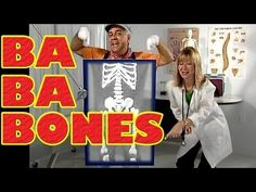Skeleton Dance Song for Children - Ba Ba Bones