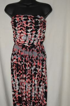 Candie s lace maxi dress