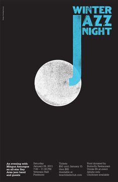 Rob Duncan. Winter Jazz Night