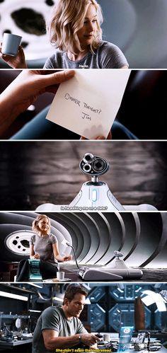 "Jennifer Lawrence - ""Passengers"""