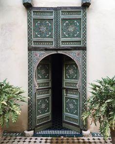 Le jardin des Biehn, à Fès - Le Maroc de Tamy Emma Pepin: retour en images