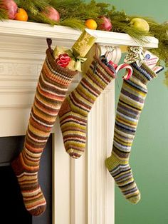 Christmas★Put a sock in it