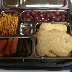 Planet box lunch