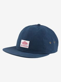 a987d018659 Burton Union Snapback Hat shown in Eclipse Burton Snowboards