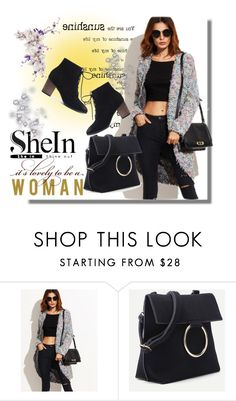 """""""shein 5"""" by aida-1999 ❤ liked on Polyvore"""