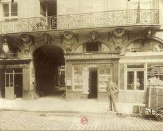 rue de l'arbre sec hotel de trudon