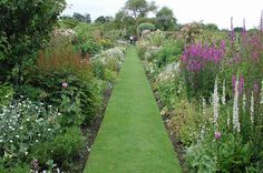 Helmingham Hall Gardens,Suffolk