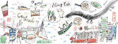 Inspiring islands, Hong Kong
