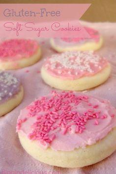 Soft Sugar Cookies by Brianna Hobbs