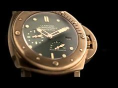 77b59dc531ef Panerai Luminor Submersible 1950 3 Days Automatic Watches. Caballero Moderno Relojes ...