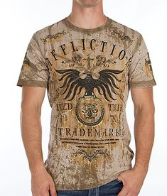 """Affliction Tried T-Shirt"" www.buckle.com"