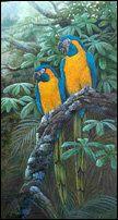 Gamini Ratnavira - Wildlife Art - Original Paintings
