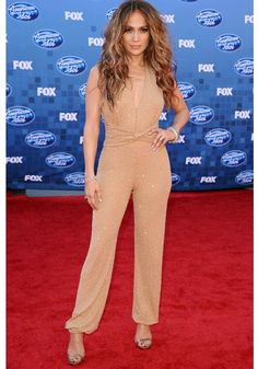 Jennifer Lopez. Hate the color but like the simple lines