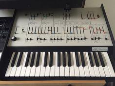 MATRIXSYNTH: ARP Odyssey 2800 Keyboard Synthesizer SN 282267