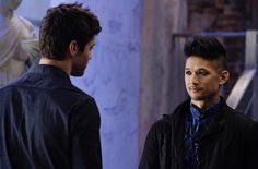 So today ,as Tuesday routine, it's a malec recap from the last episode :) ! Well ok there was not a lot of malec in the but I thought it w. Shadowhunters Tv Show, Shadowhunters The Mortal Instruments, Shadowhunter Alec, Mathew Daddario, Constantin Film, Alberto Rosende, Fictional World, Fictional Characters, Simon Lewis