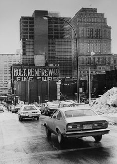 20 février 1976, ave McGill College