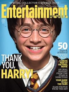 Harry Potter ...Entertainment Weekly