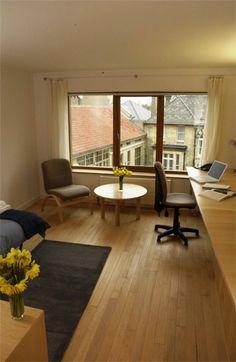 Magdalene College Dorm Rooms Cambridge University UK